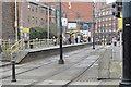 SJ8498 : Shudehill Metrolink by N Chadwick