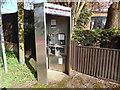 SP9705 : KX300 Telephone Kiosk in Ashley Green by David Hillas