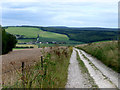 SU8516 : South Downs Way on Cocking Down by Chris Gunns