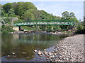 SJ9489 : Chadkirk Bridge by Stephen Burton