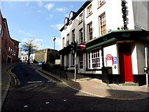 C4316 : Badger's, Derry / Londonderry by Kenneth  Allen