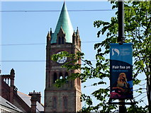 C4316 : Guildhall Clock, Derry / Londonderry by Kenneth  Allen