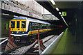 TQ3281 : Moorgate station, sub-surface terminal platfoms, 2000 by Ben Brooksbank