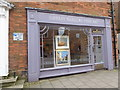 TG0738 : Jeremy Barlow Fine Art in the High Street by Basher Eyre