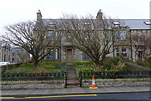 HU4741 : House on the corner of St Olaf St and Harbour St, Lerwick by Mike Pennington