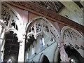 TF3024 : Church of All Saints:  Rear of Rood Screen by Bob Harvey