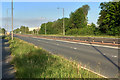 SJ4296 : The A580 (East Lancs Road) at Knowsley by David Dixon