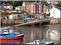 SS5247 : Lifeboat slipway - The Harbour by Betty Longbottom
