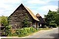 SP7301 : Converted barns on the edge of Sydenham village by Robert Eva