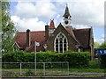 SP8712 : Old school building on London Road by John M