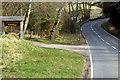 NH9052 : A939 Laiken Forest by David Dixon