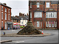SK3027 : Repton Market Cross by David Dixon