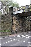 SE2334 : Railway bridge over Swinnow Road by Roger Templeman