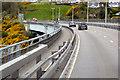NH6647 : Kessock Bridge at North Kessock by David Dixon