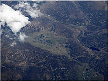 NS8814 : Leadhills from the air by Thomas Nugent