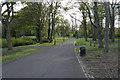 NZ2464 : Leazes Park by Bill Boaden