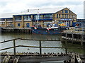 TA2811 : Grimsby Fish Market at the Grimsby Fish Dock by Mat Fascione