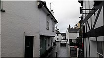 SD3598 : Main Street, Hawkshead by Chris Brown