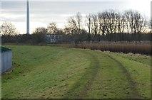 TA0832 : Wilberforce Way by N Chadwick