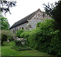 TL1801 : Former St Botolph's Church, Shenleybury by Julian Osley