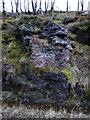 NN5626 : Glen Ogle railway path by Thomas Nugent