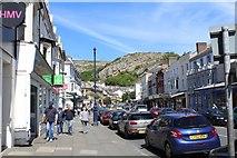 SH7882 : Mostyn Street looking towards the Great Orme by Richard Hoare