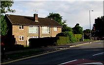 ST3091 : Almond Drive flats, Malpas, Newport by Jaggery