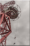TQ3784 : Abseiling off the ArcelorMittal Orbit by Ian Capper