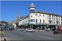SH7882 : The towers in Mostyn Street by Richard Hoare