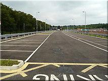SE2436 : Car Park 2, Kirkstall Forge Station by Rich Tea