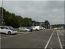 SE2436 : Car Park 2 at Kirkstall Forge Station by Rich Tea