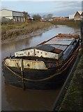 TA1031 : Barge, River Hull by N Chadwick