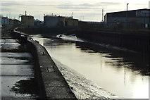 TA1031 : River Hull by N Chadwick