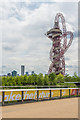 TQ3784 : The ArcelorMittal Orbit by Ian Capper