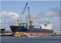 J3576 : The 'Golden Diamond' at Belfast by Rossographer