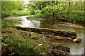 SX7254 : River Avon near Broadley by Derek Harper
