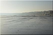 TA1281 : Beach, Filey Bay by N Chadwick