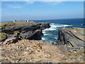 HY5411 : Coastal rocks by James Allan