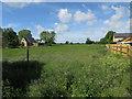 TL4764 : Field by Landbeach High Street by Hugh Venables