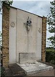 TQ3784 : D-Day Memorial, Olympic Park, Stratford by Christine Matthews