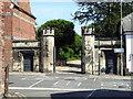 SU6089 : Entrance to Wallingford Castle by PAUL FARMER