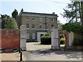 SU6089 : Bridge House, Wallingford by PAUL FARMER