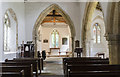 TF0592 : Interior, St Peter's church, Kingerby by Julian P Guffogg