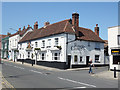 """TL8507 : """"Rose and Crown"""" public house, High Street, Maldon by Julian Osley"""