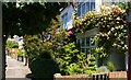 TQ2389 : Houses on Alexandra Road, Hendon by Christopher Hilton