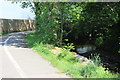 ST1588 : Path beside Nant yr Aber, Caerphilly by M J Roscoe