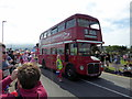 TQ6200 : Routemaster Bus on Royal Parade, Eastbourne by PAUL FARMER
