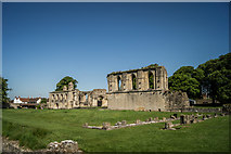 ST5038 : Glastonbury Abbey (Remains) by Brian Deegan