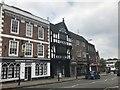 SJ4812 : Barker Street, Shrewsbury by Jonathan Hutchins