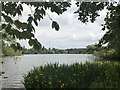 SJ4034 : The Mere at Ellesmere by Jonathan Hutchins